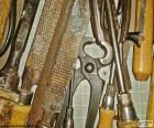 Strumenti del carpentiere