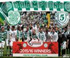 Celtic FC campione 2015-2016