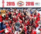 PSV Eindhoven, campione 2015-16