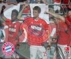 Bayern Múnich, campione 2015-16