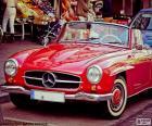 Mercedes-Benz 190SL (1955-1963)