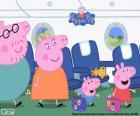 Vacanza famiglia Peppa Pig