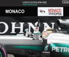 Rompicapo di Lewis Hamilton, G.P Monaco 2016