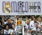 Real Madrid, Champions 2015-16