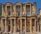 Libreria di Celsus, Ephesus, Turchia