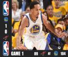 Finale NBA 2016, 1° partita