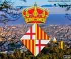 Stemma di Barcellona