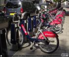 Boris Bikes, Londra