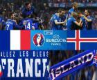 Rompicapo di FR-IS, quarti finale Euro 2016