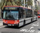Autobus urbano di Barcellona