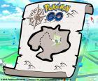 Mappa di Pokémon GO