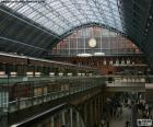 Stazione di London St Pancras