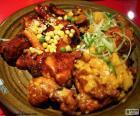Pollo allo stile coreano