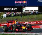 D. Ricciardo, GP Ungheria 2016