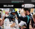Nico Rosberg, GP Belgio 2016