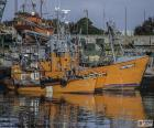Barche per la pesca