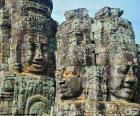 Volti di pietra, Angkor Wat