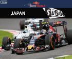 C. Sainz Jr., GP Giappone 2016
