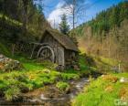 Mulino di legno
