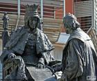 Isabel la Católica e Colombo