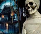 Mummia e casa stregata