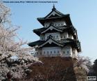 Castello di Hirosaki, Giappone