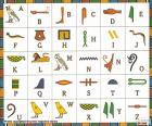 Alfabeto egiziano