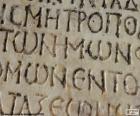 Scrittura greca antica