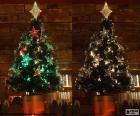 Bellissimo albero di Natale