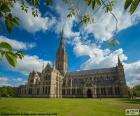 Cattedrale di Salisbury, ENG