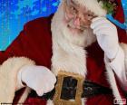 Babbo Natale osservato
