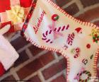 Calza di Natale e regali