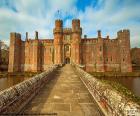 Castello di Herstmonceux, Regno Unito