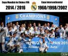 Real Madrid, Copa FIFA 2016