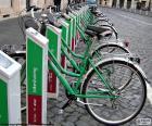 Bikesharing, noleggio di biciclette pubbliche nella città di Roma. Attualmente questo chiuso