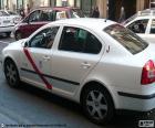Taxi da Madrid