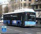 Autobus urbano da Madrid