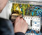 Elettricista, quadro elettrico