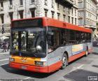 Autobus urbano di Roma