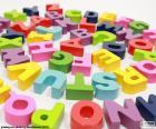 Alfabeto in spirale