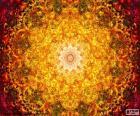 Mandala di fiore della vita