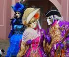 Costumi Veneziani Carnevale