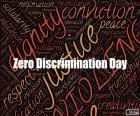 Rompicapo di Giorno di zero discriminazioni