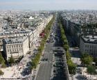 Avenue des Champs-Élysées, Parigi