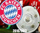 Bayern Múnich, campione 2016-17