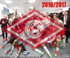 Spartak Mosca, campione 2016-17