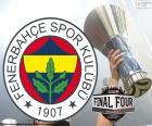 Fenerbahçe, campione Eurolega 2017