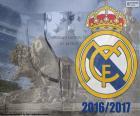 Real Madrid, campione 2016-2017