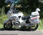 Moto de polizia, Romania