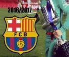 FC Barcelona Copa del Rey 2016-17